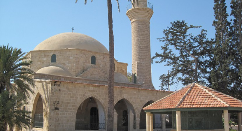 Džamija na Kipru
