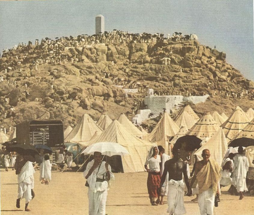 Šatori na Arefatu