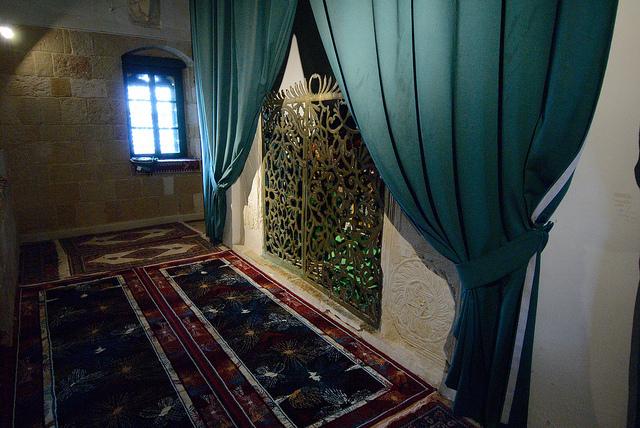 Vrata kabura Ummu Haram bint Milhan