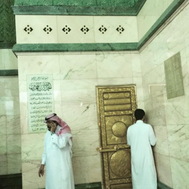Unutrašnja vrata Kabe (6)